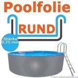 4,00 x 0,90 m x 0,25 mm Poolfolie Schwimmbadfolie 400 x 90 Pool Innenfolie