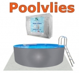 7,00 x 4, 00 Pool Vlies für Pools bis 8,50 x 4,90 m