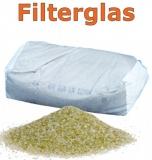 Filterglas Aktivfilter 0,5 - 1,0 Grad 1 Pool Filtermaterial