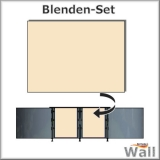 Germany-Pools Wall Blende C Tiefe 1,25 m Edition India