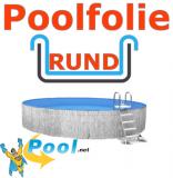 Poolfolie rund 4,00 x 1,35 m x 0,6 mm Ersatz