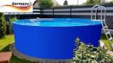 4,50 x 1,25 m Schwimmbecken Komplettset