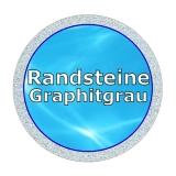 8,00 x 4,00 m Pool Randsteine Rechteckbecken Rechteckpool Beckenrandsteine