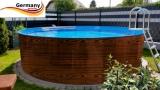 7,3 x 1,2 Pool Set