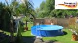 3,50 x 1,25 m Schwimmbecken Komplettset