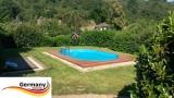 7,40 x 3,50 x 1,20 m Pool oval Komplettset