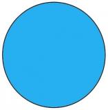 4,00 x 1,20 m x 1,0 mm Poolfolie rund mit Einhängebiese