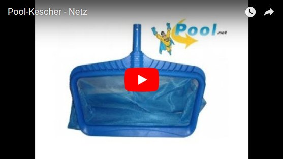 Poolkescher-Poolnetz